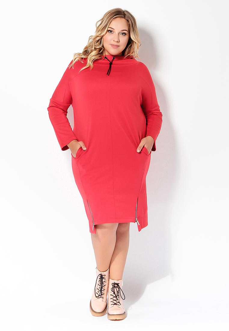 Вязаное платье Tutto Bene Plus 6708