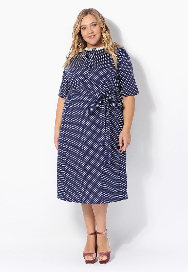 Повседневное платье Tutto Bene Plus 6721