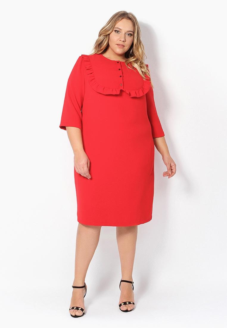 Повседневное платье Tutto Bene Plus 6723