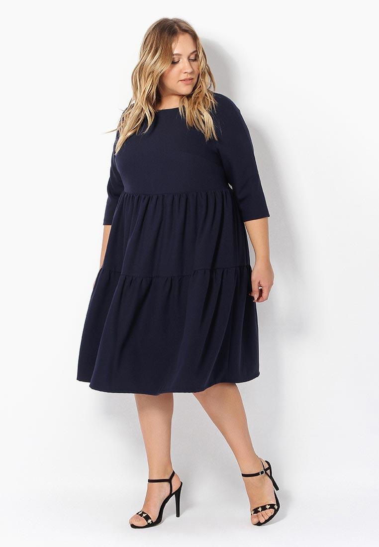 Повседневное платье Tutto Bene Plus 6726