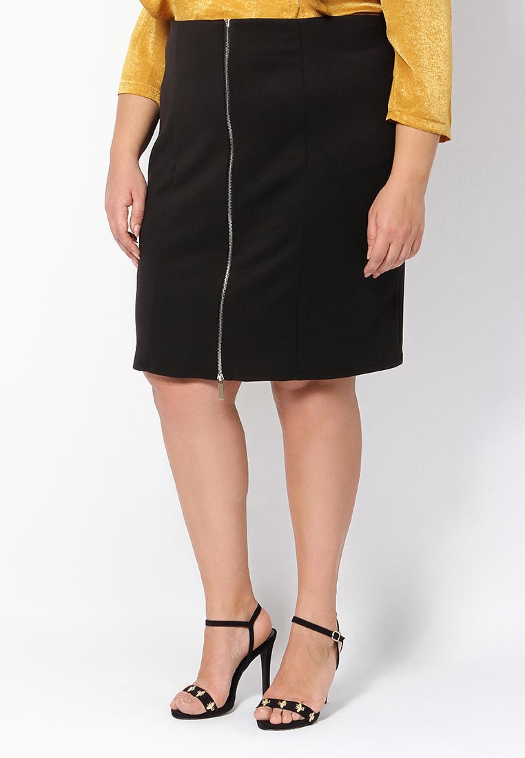 Прямая юбка Tutto Bene Plus 6961