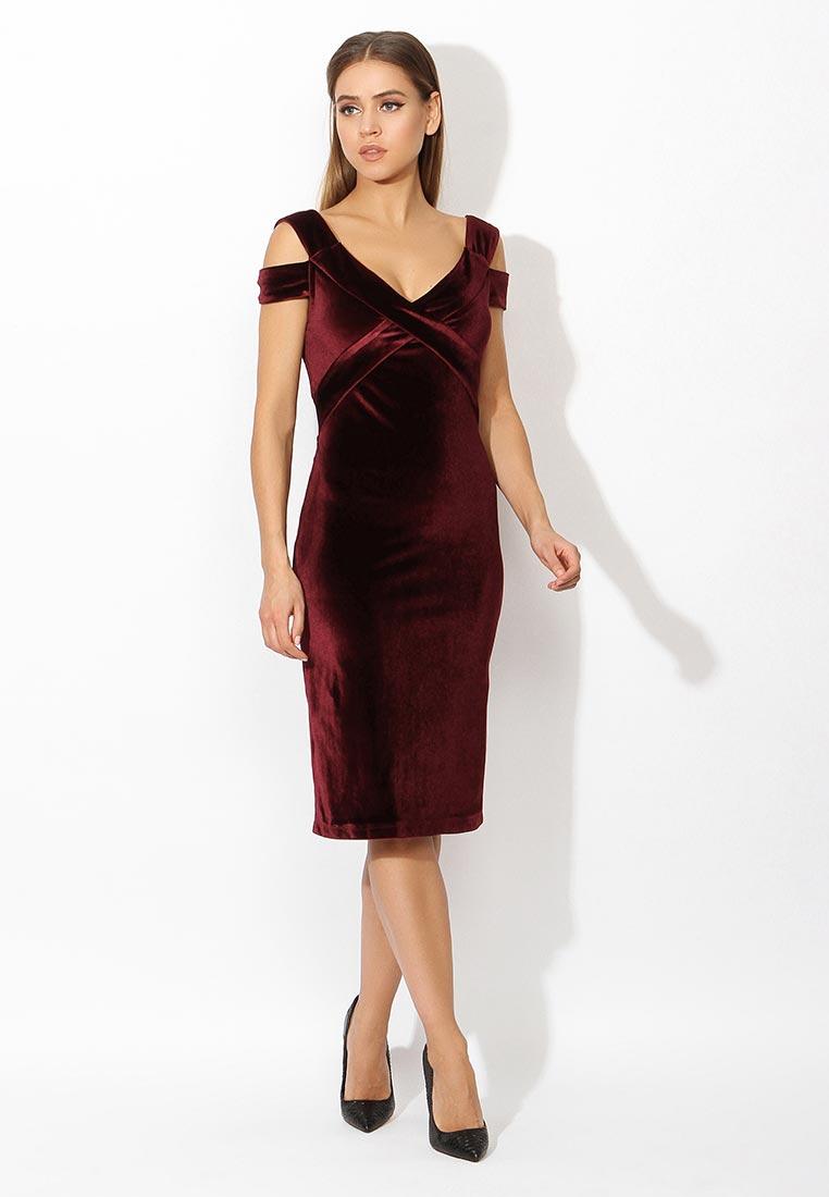 Вечернее / коктейльное платье Tutto Bene 6955