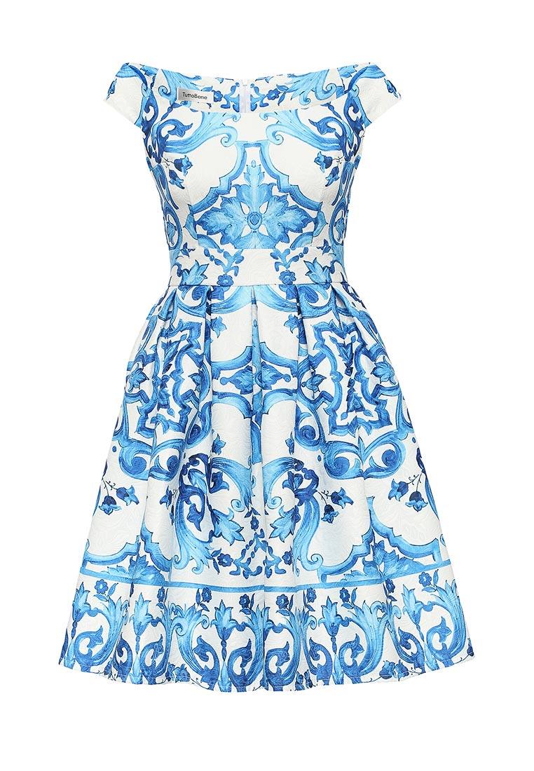 Летнее платье Tutto Bene (Тутто Бене) 4889