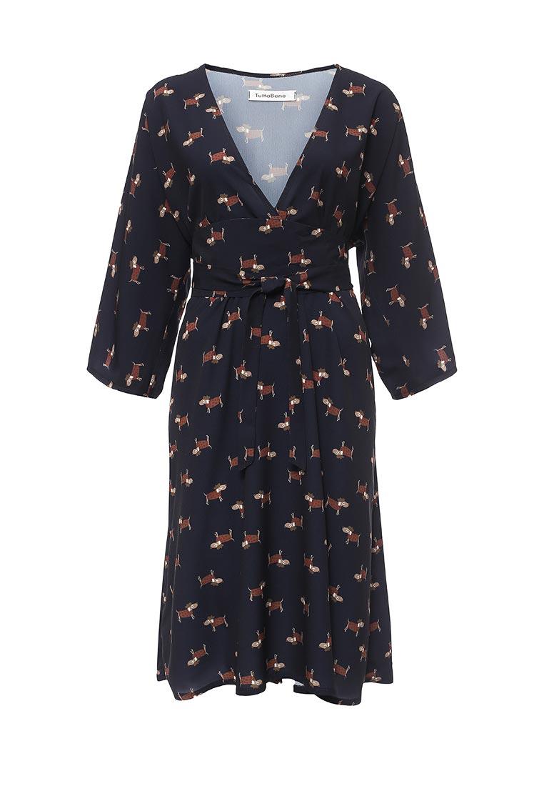 Повседневное платье Tutto Bene 5392
