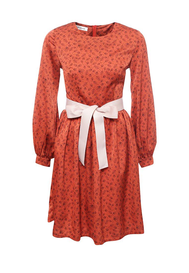 Повседневное платье Tutto Bene 5451
