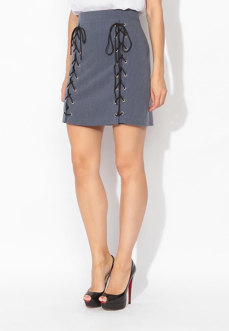 Прямая юбка Tutto Bene 6086