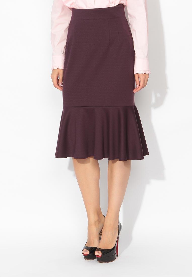 Прямая юбка Tutto Bene 6112