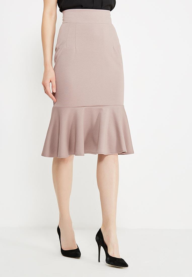 Прямая юбка Tutto Bene 6113