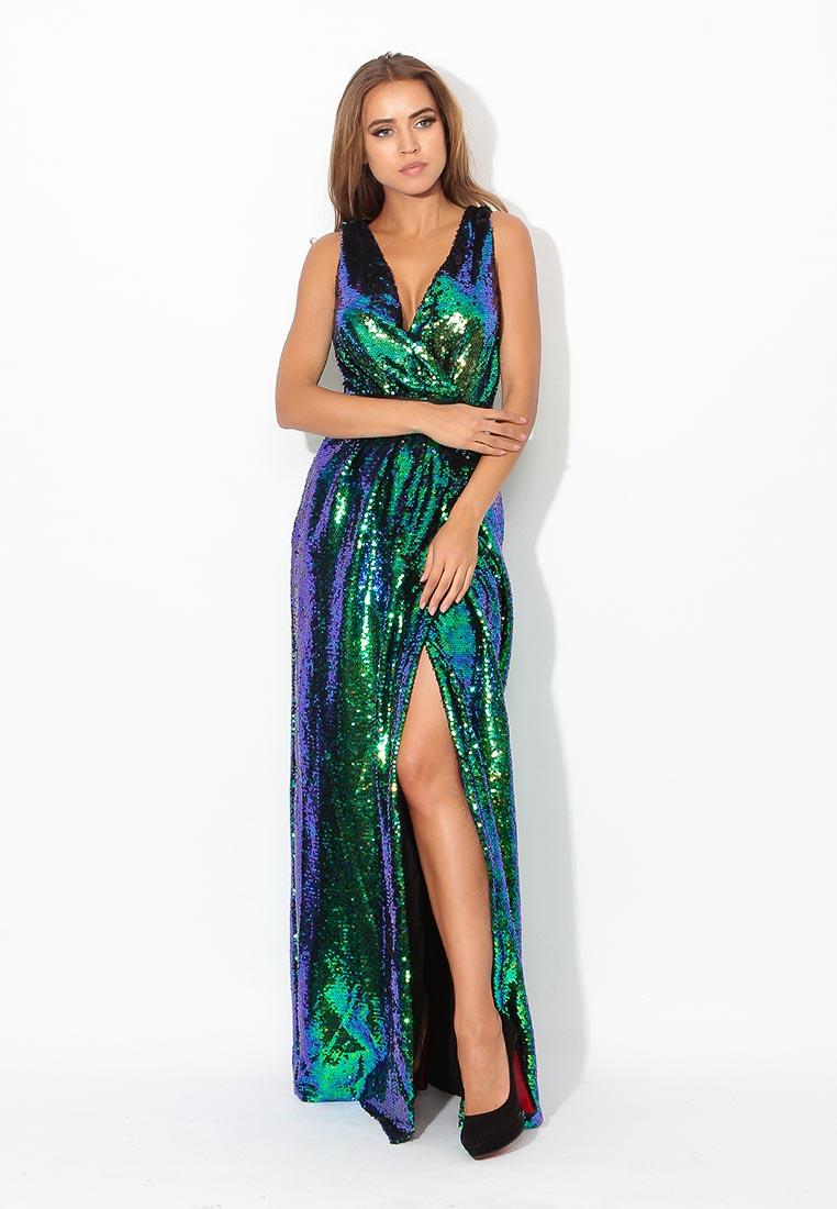 Вечернее / коктейльное платье Tutto Bene 6532