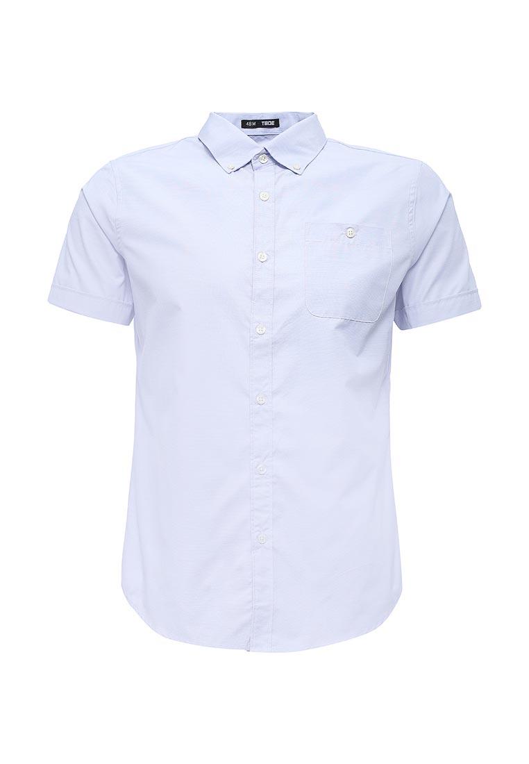 Рубашка с коротким рукавом ТВОЕ A0388