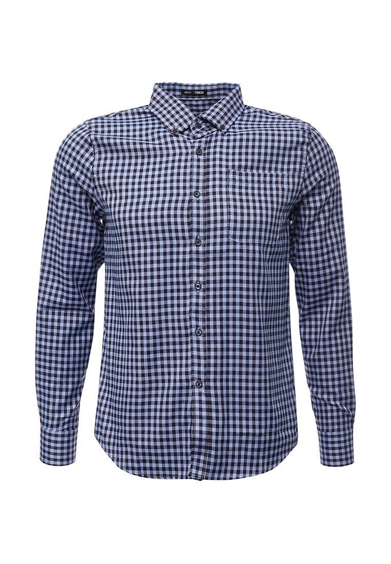 Рубашка с длинным рукавом ТВОЕ A1633/синий