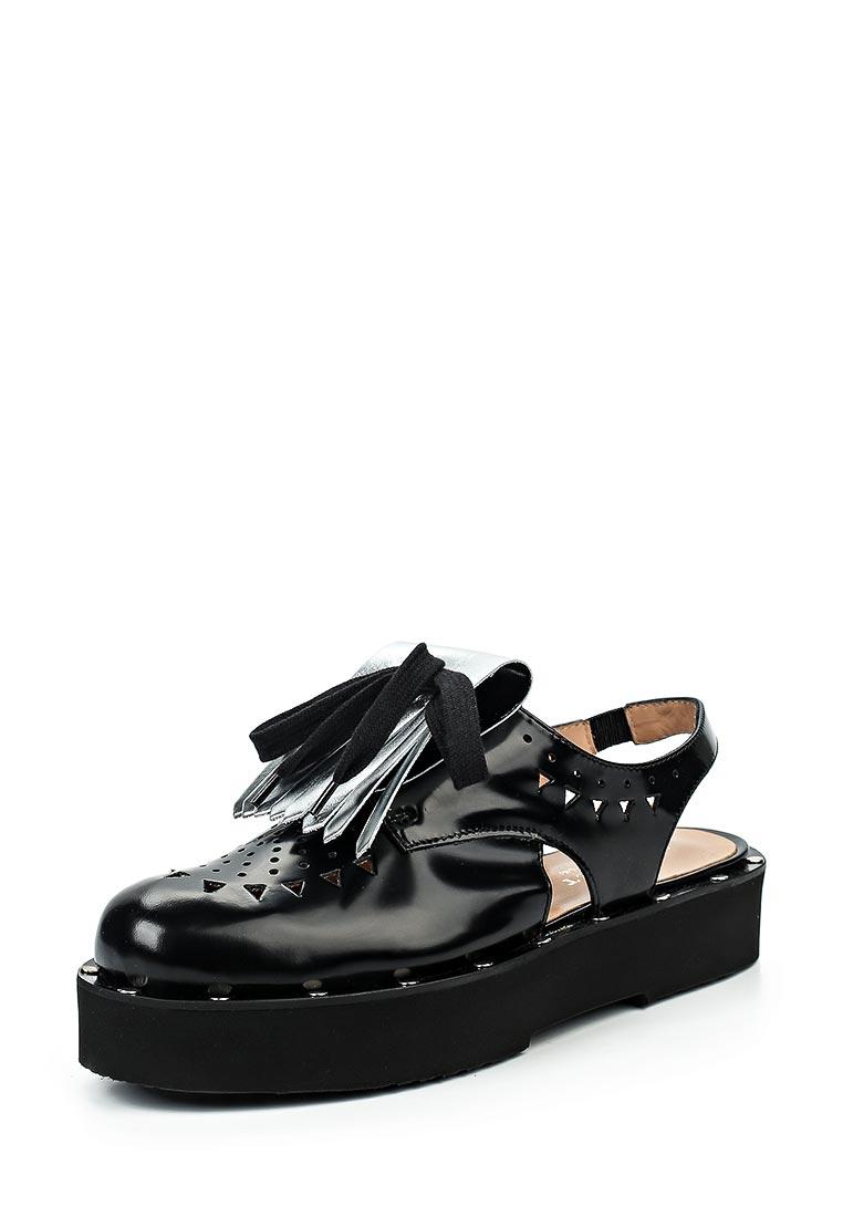 Женские сандалии Twin-Set Simona Barbieri CS7PFC