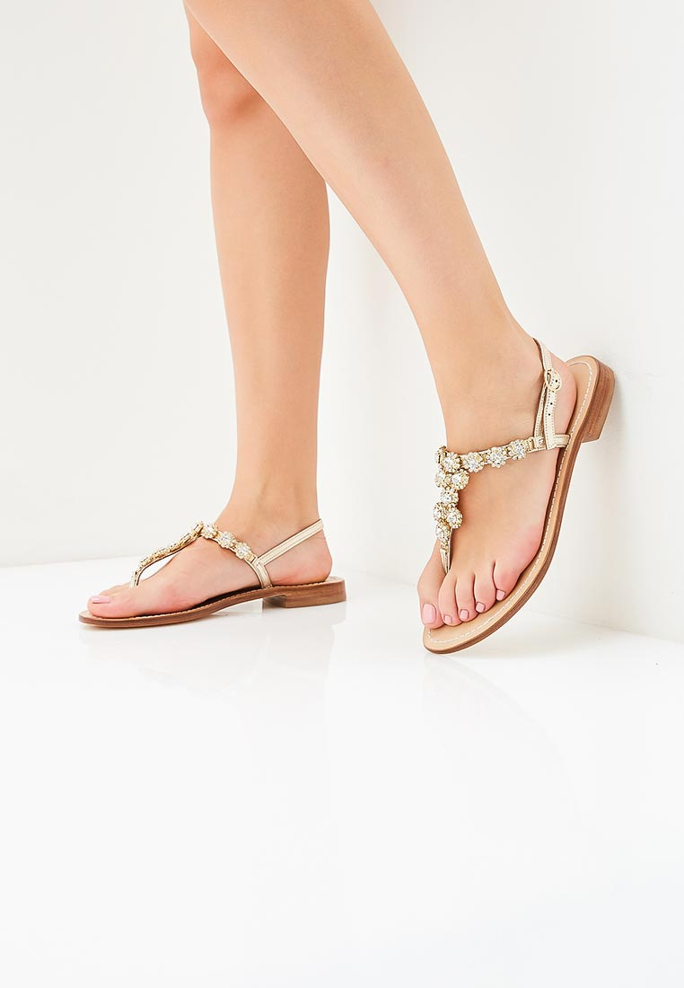 Женские сандалии Twin-Set Simona Barbieri CS8TEC: изображение 1