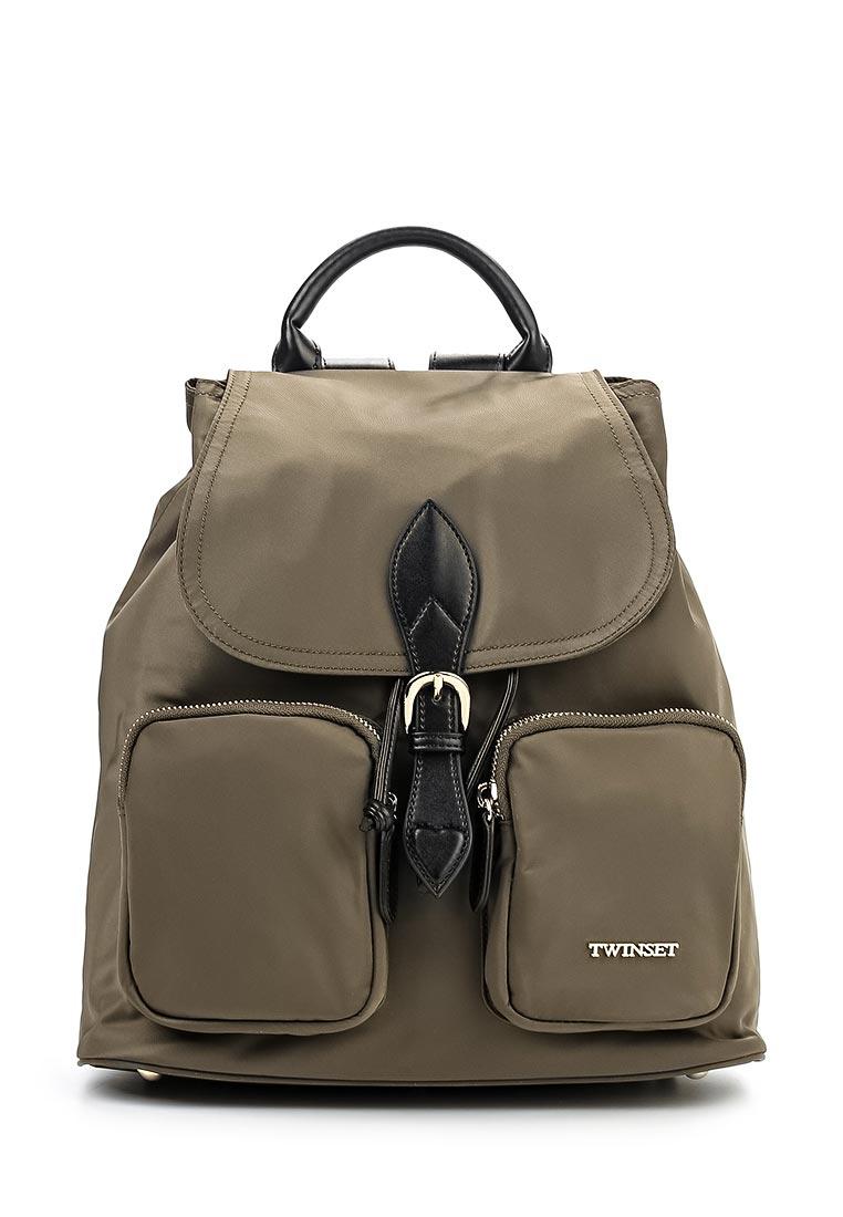 Городской рюкзак Twin-Set Simona Barbieri AS7PZ3