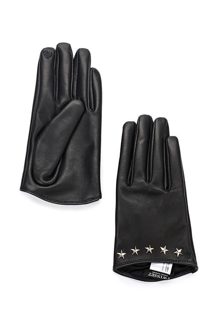 Женские перчатки Twin-Set Simona Barbieri AA7PWF