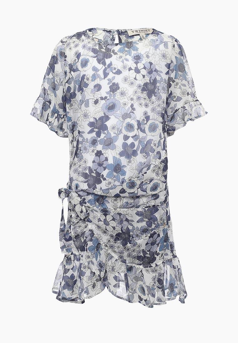 Повседневное платье Twin-Set Simona Barbieri GS82V2