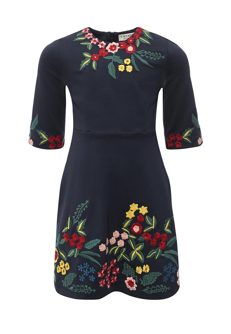 Повседневное платье Twin-Set Simona Barbieri GA72D1