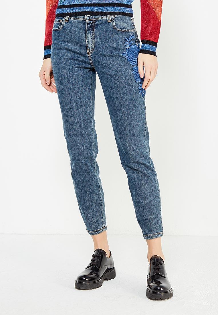 Зауженные джинсы Twin-Set Simona Barbieri PA72VH