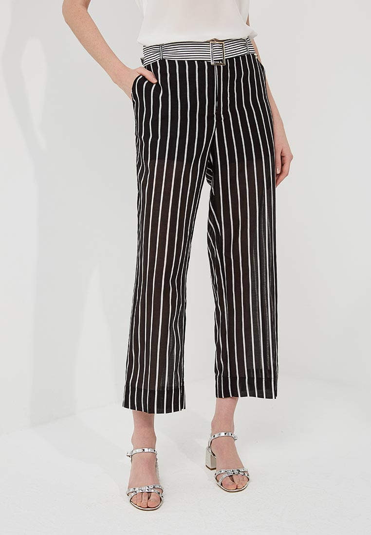 Женские широкие и расклешенные брюки Twin-Set Simona Barbieri TS82ZN
