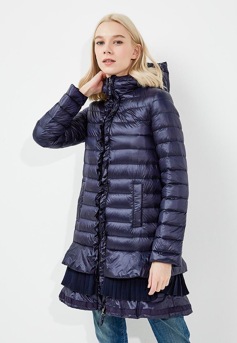Утепленная куртка Twin-Set Simona Barbieri PS82A2