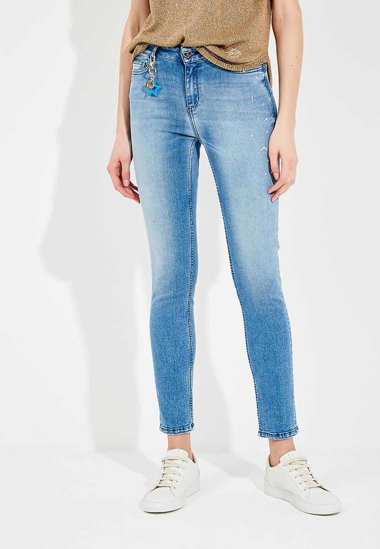 Зауженные джинсы Twin-Set Simona Barbieri JS82WY