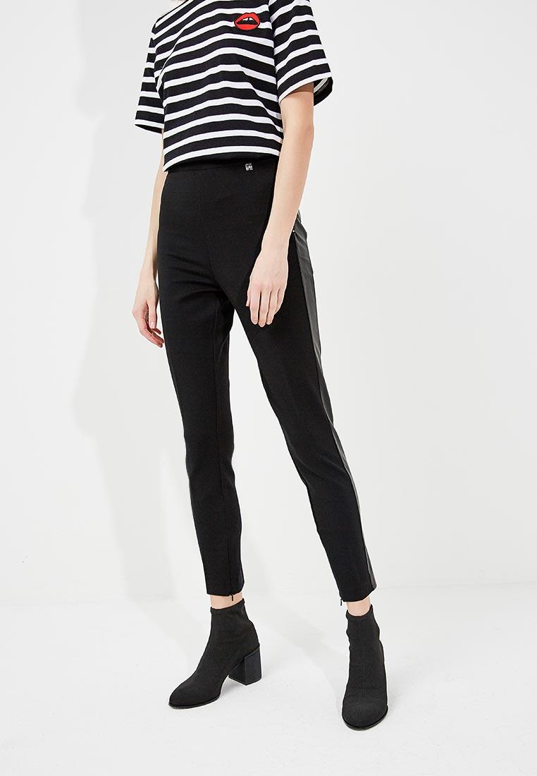 Женские зауженные брюки Twin-Set Simona Barbieri JS82FE