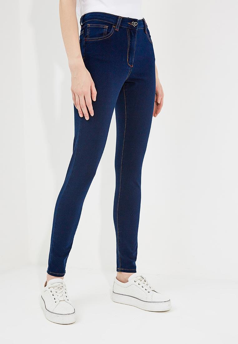Зауженные джинсы Twin-Set Simona Barbieri JS82V1