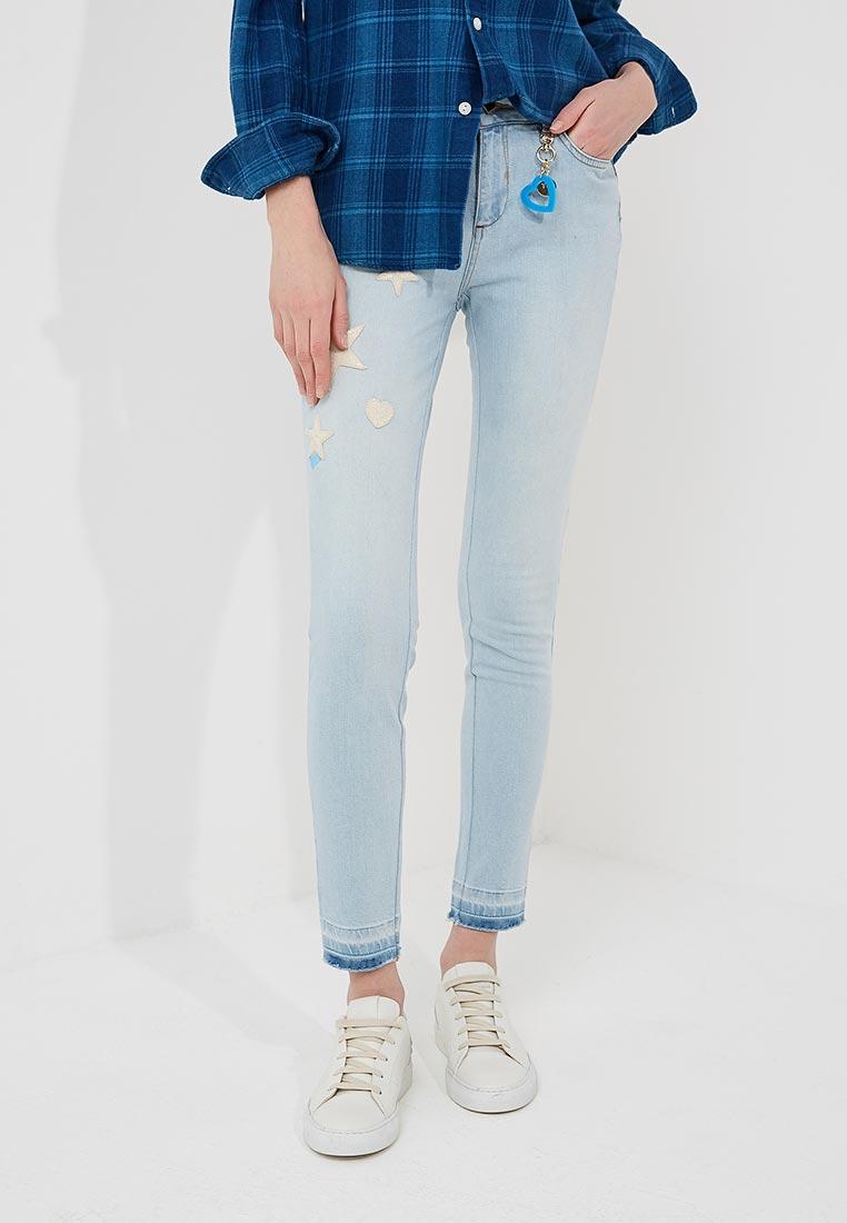 Зауженные джинсы Twin-Set Simona Barbieri JS82WM