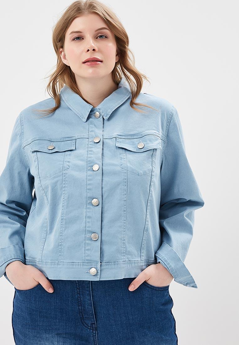 Джинсовая куртка Ulla Popken (Улла Пупкин) 716231