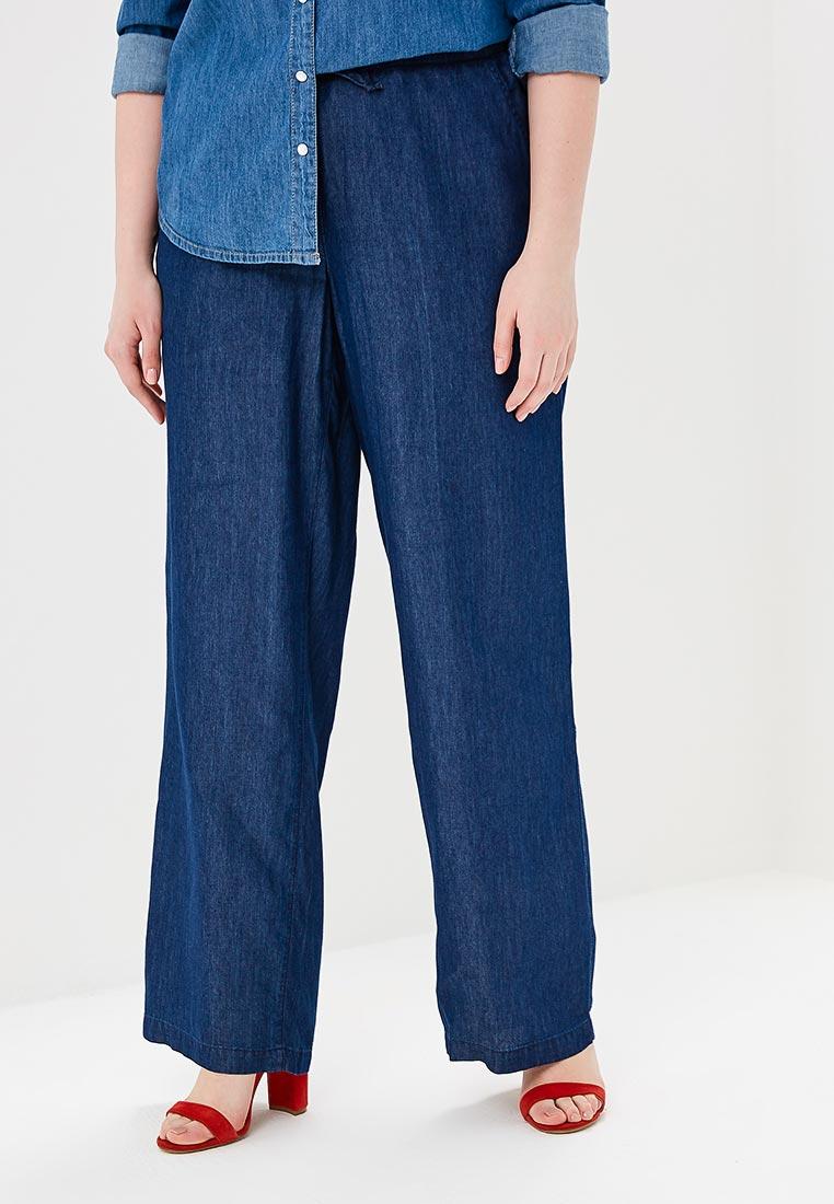 Женские прямые брюки Ulla Popken (Улла Пупкин) 716152
