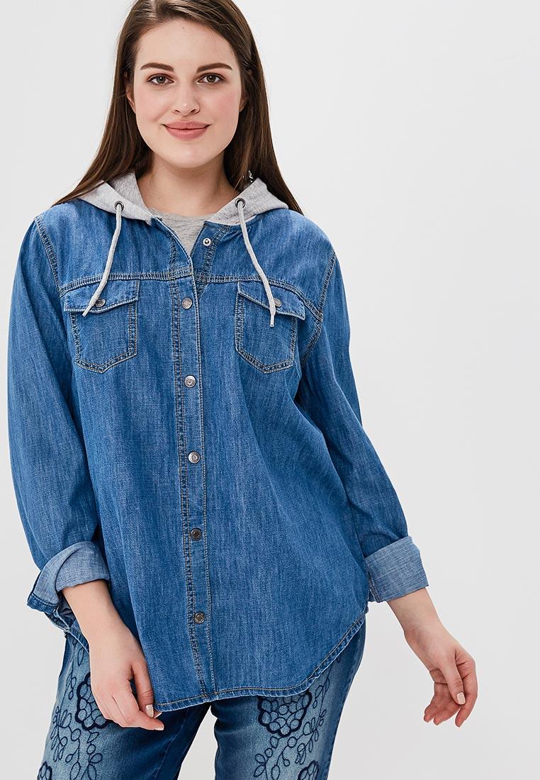 Рубашка Ulla Popken (Улла Пупкин) 714981