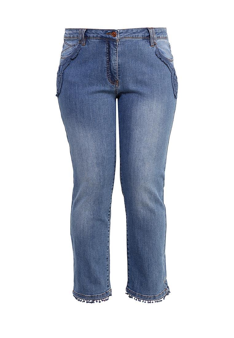 Прямые джинсы Ulla Popken (Улла Пупкин) 70930492