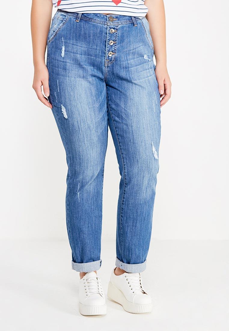 Зауженные джинсы Ulla Popken (Улла Пупкин) 712278
