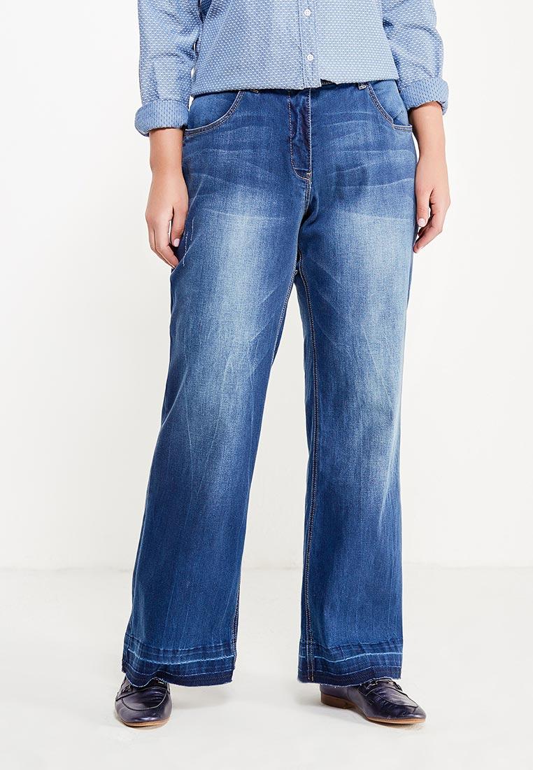 Широкие и расклешенные джинсы Ulla Popken (Улла Пупкин) 713789