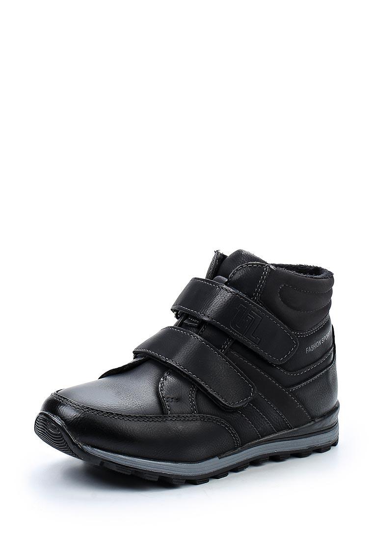 Ботинки для мальчиков Ulёt 2C721312_SHK