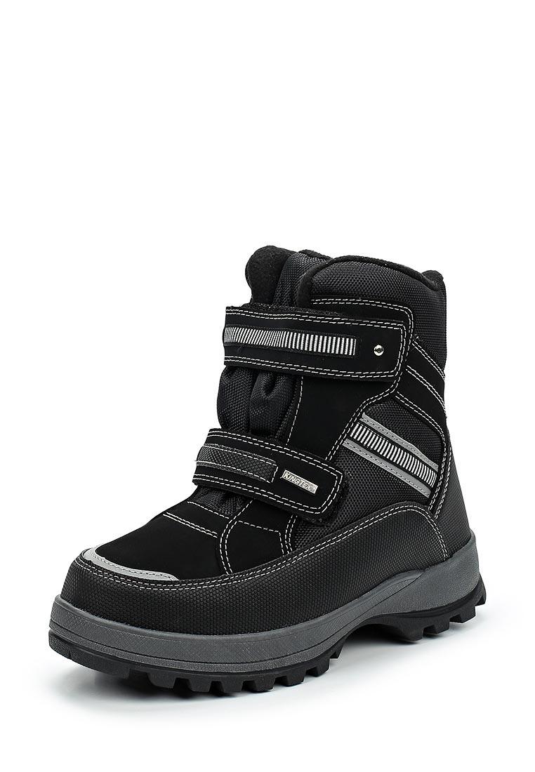 Ботинки для мальчиков Ulёt 1658