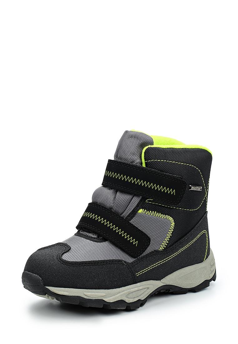 Ботинки для мальчиков Ulёt 1707