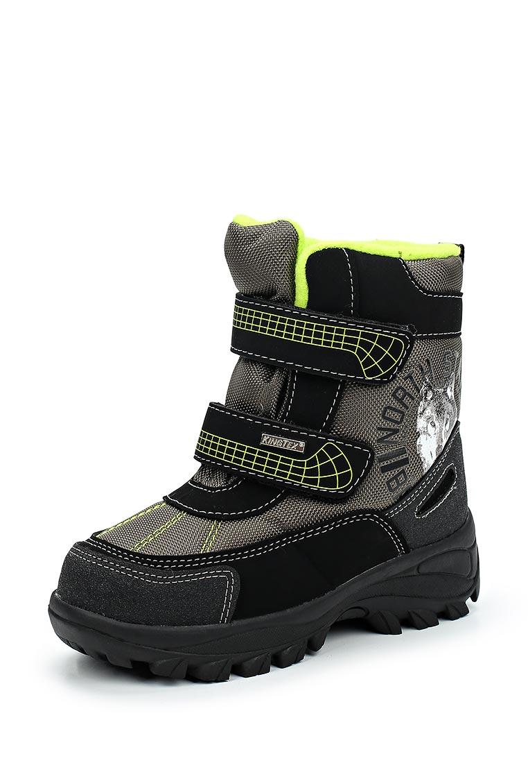 Ботинки для мальчиков Ulёt 2588-3