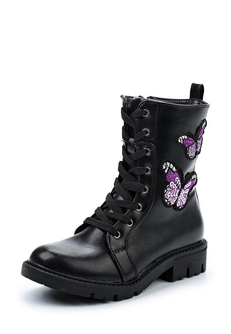 Ботинки для девочек Ulёt 4252X21