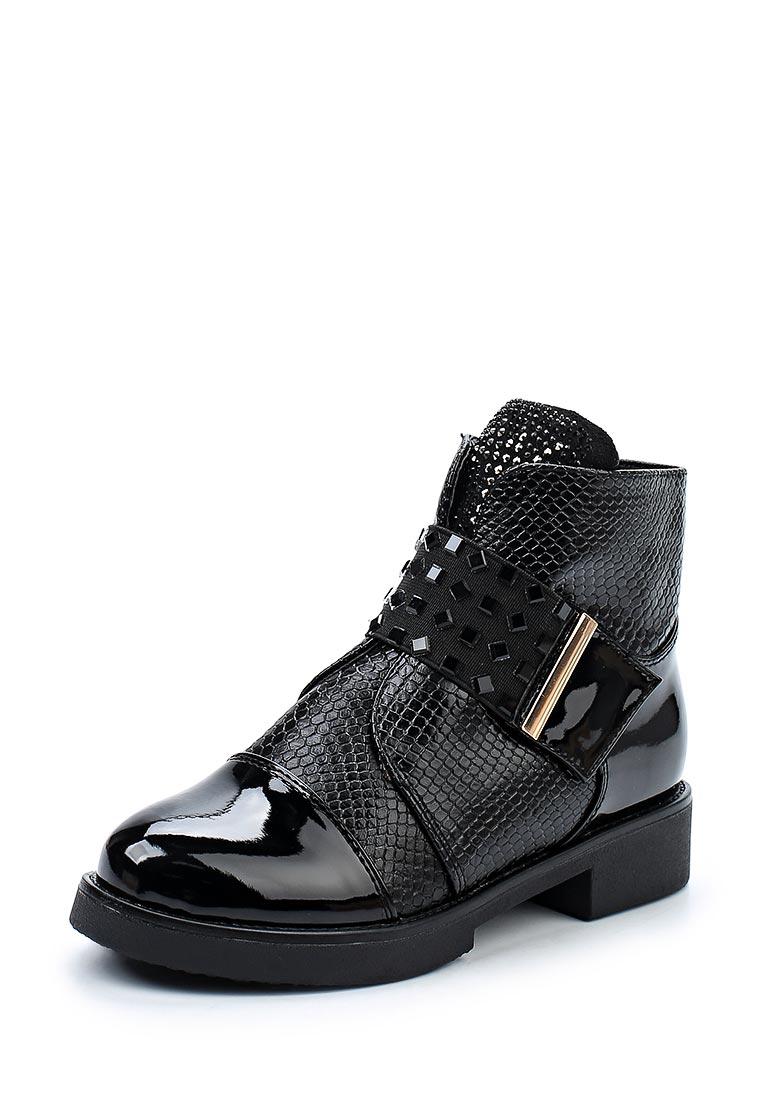 Ботинки для девочек Ulёt T18-D5-1