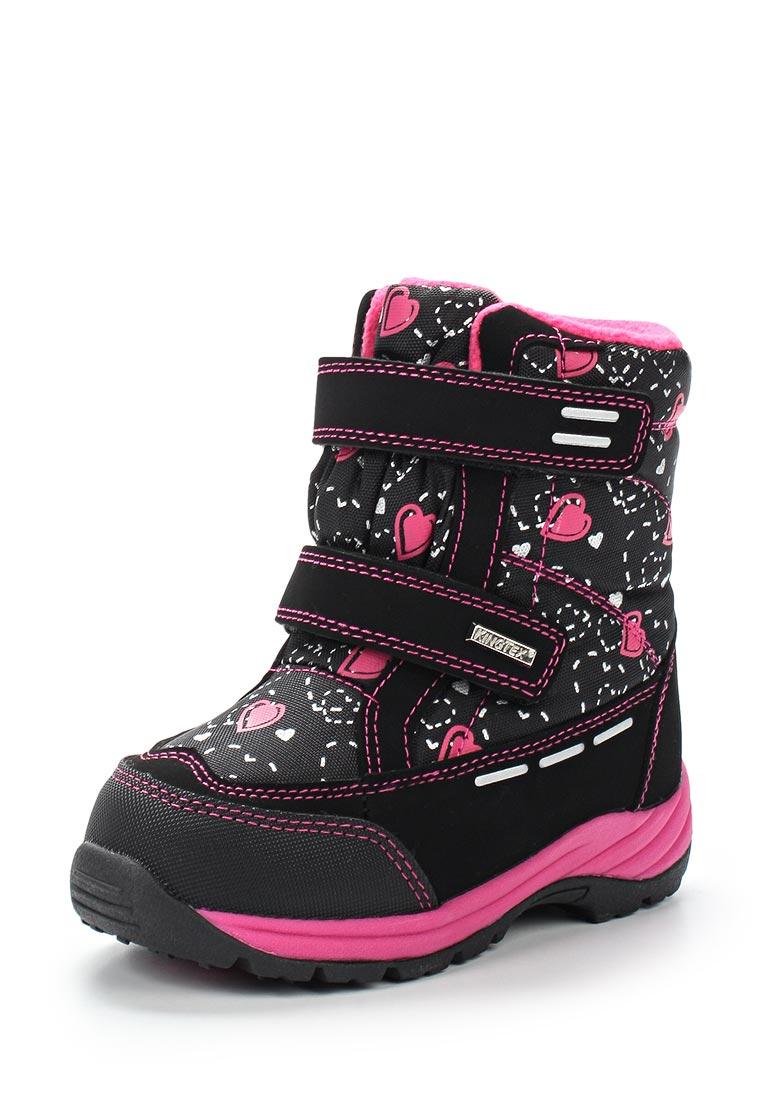 Ботинки для девочек Ulёt 1308-2