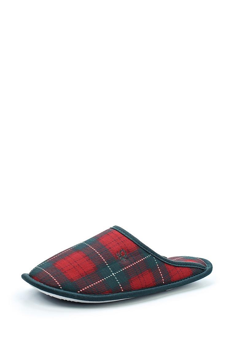 Мужская домашняя обувь United Colors of Benetton (Юнайтед Колорс оф Бенеттон) 8H6KH5020