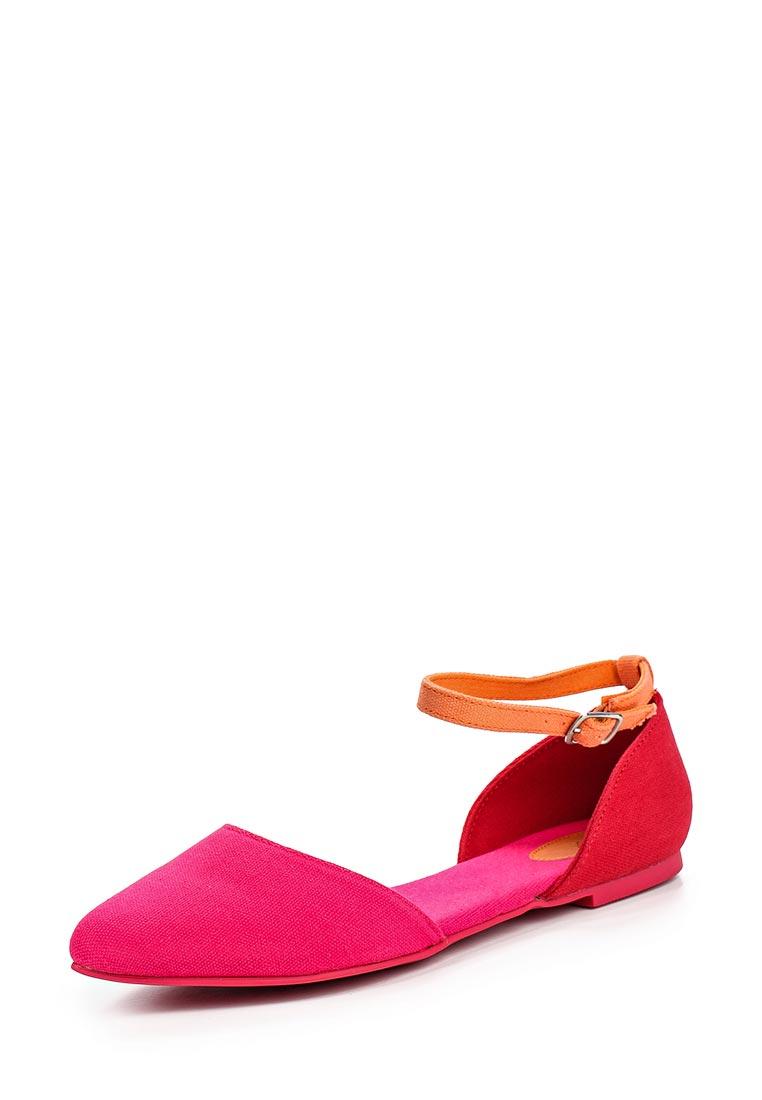 Туфли на плоской подошве United Colors of Benetton (Юнайтед Колорс оф Бенеттон) 8G0ED3374