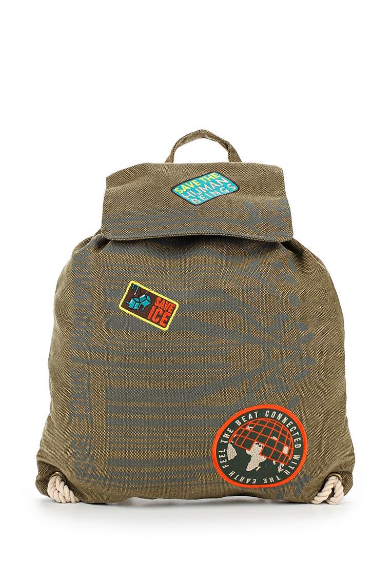 Городской рюкзак United Colors of Benetton (Юнайтед Колорс оф Бенеттон) 6GVZD132Q
