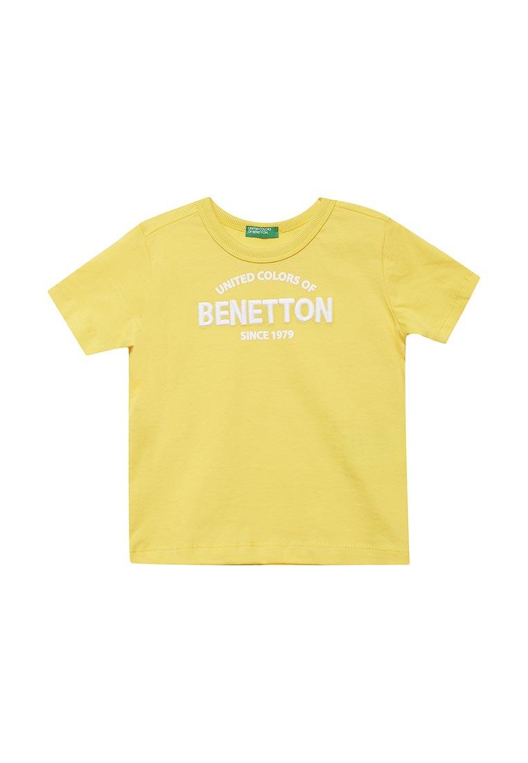 Футболка с коротким рукавом United Colors of Benetton (Юнайтед Колорс оф Бенеттон) 3096C11XR