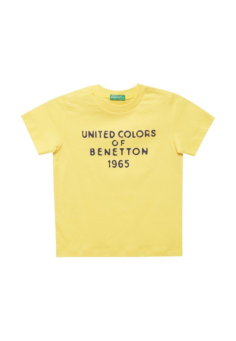 Футболка с коротким рукавом United Colors of Benetton (Юнайтед Колорс оф Бенеттон) 3I1XC13HD