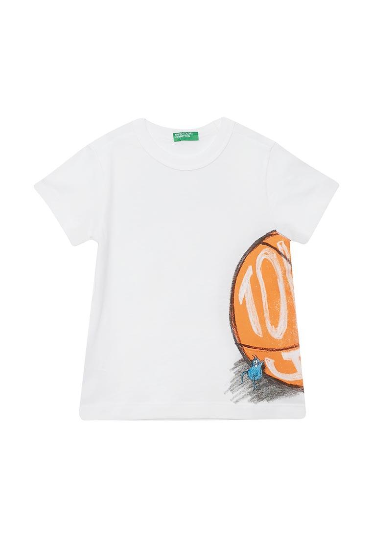 Футболка с коротким рукавом United Colors of Benetton (Юнайтед Колорс оф Бенеттон) 3I1XC13QO