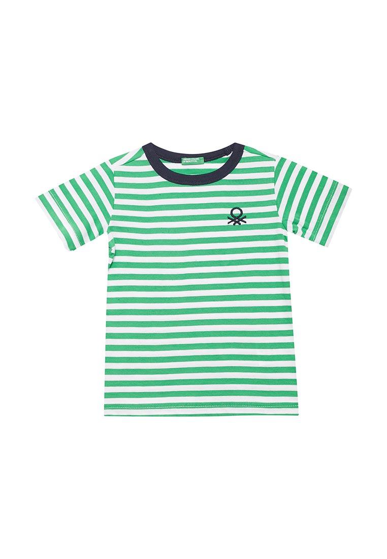 Футболка с коротким рукавом United Colors of Benetton (Юнайтед Колорс оф Бенеттон) 3XB1C13H8