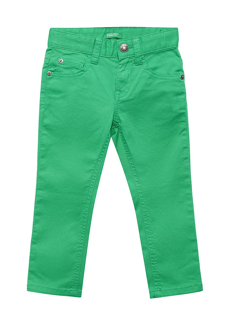 Брюки для мальчиков United Colors of Benetton (Юнайтед Колорс оф Бенеттон) 4BYW57F70