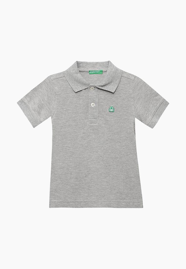 Поло для мальчиков United Colors of Benetton (Юнайтед Колорс оф Бенеттон) 3089C3091